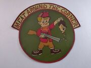 Ww 2 458th Bomb Group B-24 H Nose Art Leather Jacket Patch