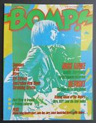 1979 January Vintage Issue Bomp Punk Rock Magazine - Ramones Devo Wire Loas
