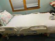 Hill-rom Versacare Model P3200 Hospital Bed With Scale Synergy Air Mattress