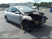 Engine 1.6l Vin D 8th Digit Phev Electric Fits 17-18 Ioniq Fire Sold As Is