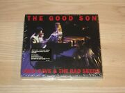Nick Cave And The Bad Seeds  Cd Dvd - The Good Son / Us Press New Sealed