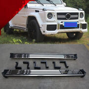 Fits For Benz W463 G500 G550 G650 2019 2020 Running Board Side Step Nerf Bar