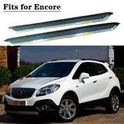 Fits For Buick Encore 2012-2020 Running Board Side Step Nerf Bar 2pcs