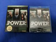 Power The Complete Season 2 Blu-ray, 2016 Second 50 Cent - New With Slipcover