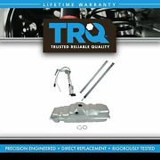 Trq Fuel Tank With Straps And Electric Fuel Pump/sending Unit Kit 25 Gallon 6 Bed