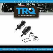 Trq 6 Pc Steering And Suspension Kit Strut Assemblies Lower Ball Joints End Links