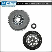 Exedy Complete Clutch Disk And Pressure Plate Kit Set New For A4 Passat 1.8l Turbo