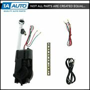 Trq Power Radio Receiver Antenna Mast For Mazda Buick Chevy Ford Lincoln
