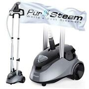 Pursteam Garment Steamer Professional Heavy Duty Industry Leading 2.5 Liter