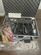 The Hair Shop Hair Extension Cosmetology Styling Kit Case