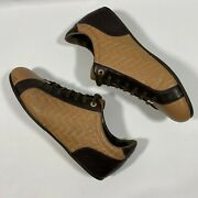 Vintage Bally 1851 Admire Sz 9 Casual Driving Bowling Shoes Made In Switzerland