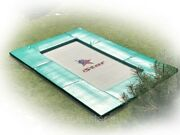Sports/amateur Trampoline To Be Built Into The Ground Or Floor - Istar