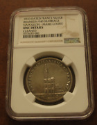 France 1810 Silver Medal Ngc Unc Details Marriage Napoleon - Marie-louise
