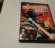 The Mechanical Man And The Headless Horseman - Dvd - Watched Once