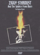 David Bowie-ziggy Stardust The Motion Picture Dvd New