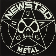 Newsted-metal Ep Cd New