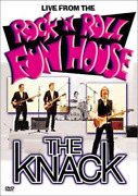 Knack-live From The Rock N Roll Fun House Dvd New