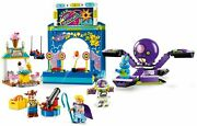 Lego Disney - Toy Story 4 Buzz And Woodyand039s Carnival Mania 10770 Toy New