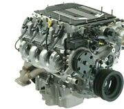 Lt4 Supercharged Crate Engine-wet Sump-brand New