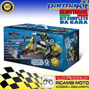 Parmakit Ready To Race Racing Set Cylinder Silencer Ignition Vespa 50 Special