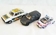 Vİntage Matchbox Dİecast Toy Cars -tiny Classic Antique Cars - Lot Of 3