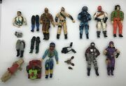 Gi Joe Full Action Figures Weapons Pieces Parts 1980 1990 Vintage Collectibles