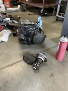 1984 Or 1985 Yamaha Dx225 3 Wheeler Crankcase And Gears Complete