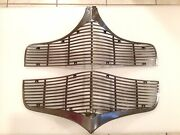 1940 Dodge Deluxe Sedan Coupe Front Grill Two Door Business Coupe Grill Oem