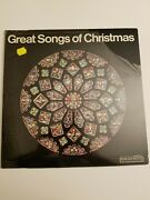 Great Songs Of Christmas Lp Vinyl Factory Sealed Css-1033 Bing Crosby And Others