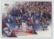2016 Topps All-star Game Jose Bautista 96