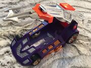 Hot Wheels Acceleracers Hyperpod Purple Car Only Loose Rare.