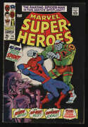Marvel Super-heroes 14 Vf- 7.5 Ow/w Pgs Marvel