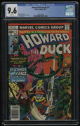 Howard The Duck 17 Cgc 9.6 W Pages Steve Gerber Story Gene Colan Cover Janson