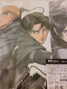 Attack On Titan Mappa Showcase Limited Blanket Japan Anime Character Goods Rare