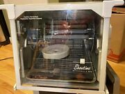 Ronco Showtime Model 4000 Full Size Rotisserie And Bbq Oven White Free Ship
