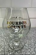 Goose Island Bourbon County Snifter Glass 2020 Unreleased