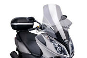 Puig Screen V-tech Touring Compatible For Kymco X-town 300 2020 Transparent