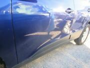 2010-2015 Hyundai Tucson Driver Left Front Door Electric With Side Cladding Blue