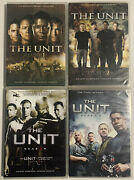 The Unit The Complete Series Dvd, Seasons 1 2 3 4, 2006 - 2009 Canadian
