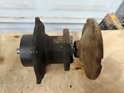 Gravely Model L Drive Axle Housing And Hub Assembly