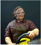 Leatherface Texas Chainsaw Massacre Hollywood Collectibles Exclusive 141/500