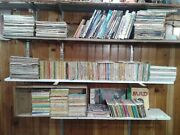 Vintage Comic Magazine/book Lot, Mad 213mags 50 Books, Cracked 41, 202 Misc Book