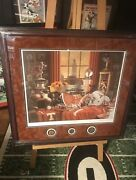 Texas Longhorns Traditions Framed Limited Ed Prinit