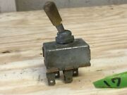 John Deere 116 Pto Switch For 116h Hydrostatic Lawn Tractor Mower - Used
