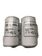 Geniune Detroit Diesel Secondary Fuel Filter 23530707. Two Pack In Wrappers