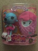 Lalaloopsy Littles Fairy Lilac 7 Doll Lala-oopsies Pod New Last One