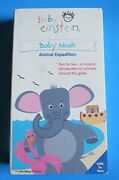 Baby Einstein Baby Noah Animal Expedition Vhs, 2004 Ages 1+ 1+ship