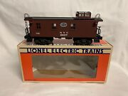 ✅lionel New York Central Wood Side Caboose Std. O 6-6907 For Nyc Diesel Steam