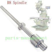 Milling Machine R8 B132 Spindle And Bearing Assembly Bridgeport Part Taiwan Mill