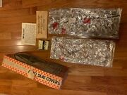 Nos Clear Plastic Seat Covers Chevrolet Impala Bel Air 62/63/64 Accessory